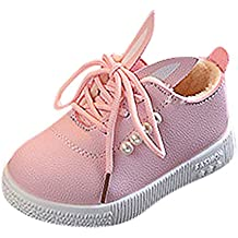 Yahoo Zapatos para niños Zapatillas de Deporte Chicas Calientes Suaves  Antideslizantes Zapatos Individuales Niños más algodón 0bf6eb8f6fdb