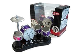 Fingerschlagzeug Finger-Schlagzeug Top Knüller, PE-8148