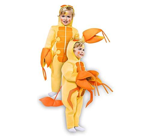 (Zzcostumes Gelbes Skorpion-Kostüm für Ein Kind)