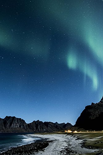 aurora-borealis-northern-lights-in-lofoten-norway-blank-150-page-lined-journal-for-your-thoughts-ide