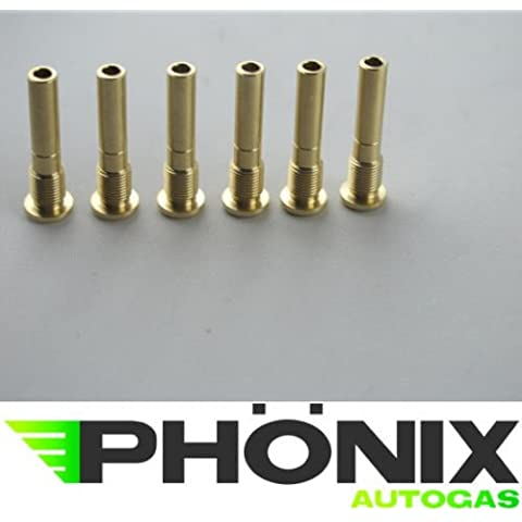 Phönix Auto Gas Hana Oro Magician Boquillas para inyector 14–20KW Pro Cilindro (2,15Euro/pieza)
