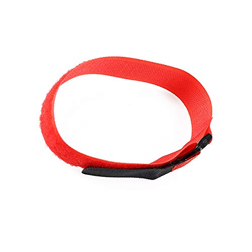 10 Pcs Dauerhaft Hohe Qualität Multicolor 30 * 2 cm RC Eachine Lipo Batterie Gleitschutz Kabel Binden Nylon Straps