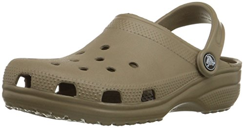Crocs Classic, Sabots Mixte Adulte Marron (Khaki)