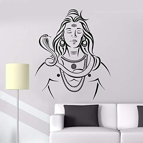 Wasserdichte Übertragung Nagel Schönheitssalon Wandaufkleber Vinyl Art Removable Poster Moderne Mode Ornament Decals Decor ~ 1 114 * 130 cm