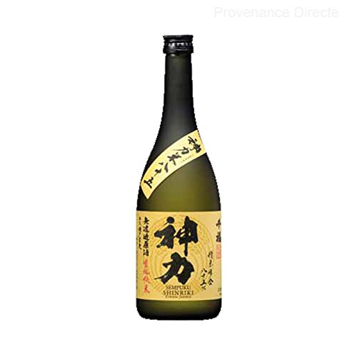 Saké Sempuku Shinriki Kimoto Junmai