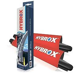HYBROX FRONT Scheibenwischer SET1220X