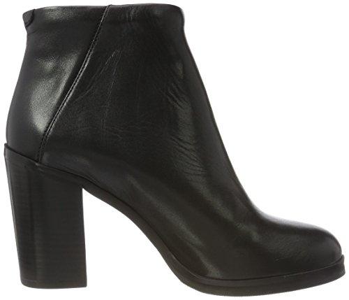 Royal RepubliQ Bridge Zip Boot, Stivali Donna nero (nero)