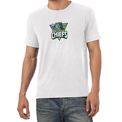 TEXLAB - Forest Moon Chiefs - Herren T-Shirt Weiß