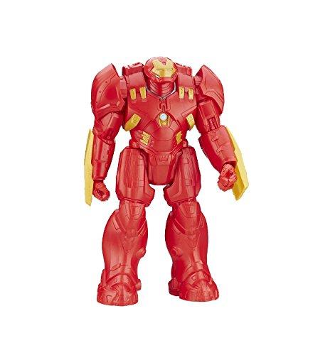 Marvel Avengers - Figura Hulkbuster, 30 cm (Hasbro...