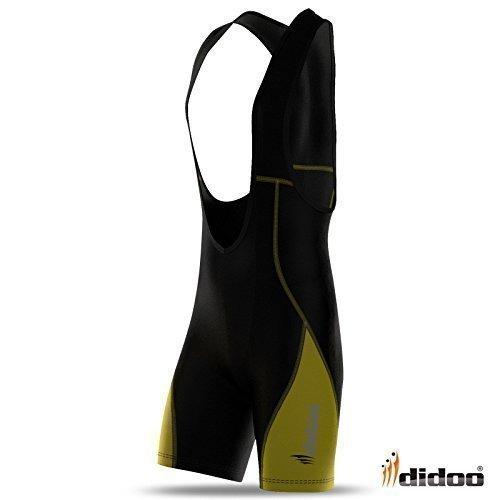 Mens ciclismo Salopette ciclo mutanda superiore qualità New jersey bici Coolmax® imbottitura