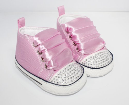 converse-style-baby-pram-shoes-with-crystals-and-ribbons-five-colours-three-sizes-0-6-months-pink