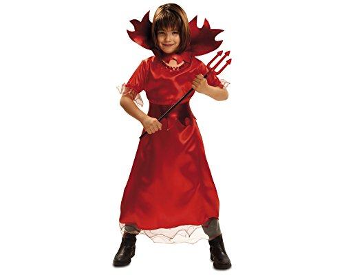 My Other Me-Kostüm Devil Girl, für Kinder (viving Costumes) 10-12 años (Kind Devil Girl Kostüm)