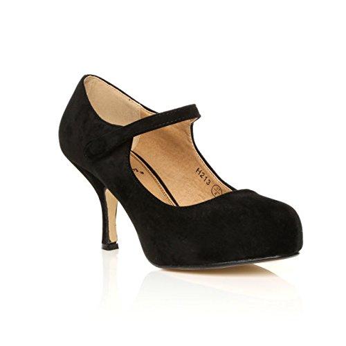 Low Heel Size  Women S T Strap Dress Shoes