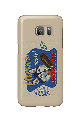 husky-eskimo-pie-retro-ad-galaxy-s7-cell-phone-case-slim-barely-there