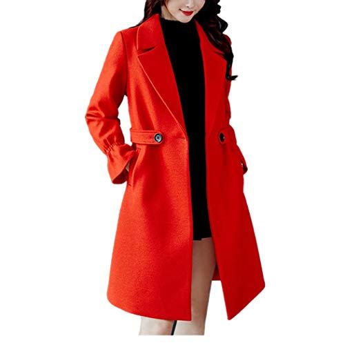 TOPKEAL Jacke Mantel Damen Herbst Winter Sweatshirt Knopf Reißverschluss Tunika Steppjacke Kapuzenjacke Übergröße Hoodie Pullover Unregelmäßiger Outwear Coats Tops Mode 2019
