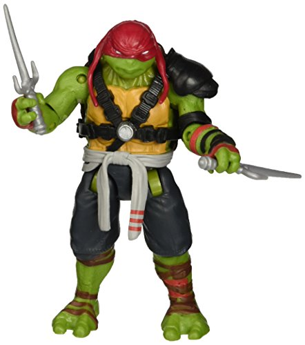 Turtles Raphael Figur aus dem Film - Teenage Mutant Ninja Turtles - Out of the Shadows (Ninja Turtle Film Raphael)
