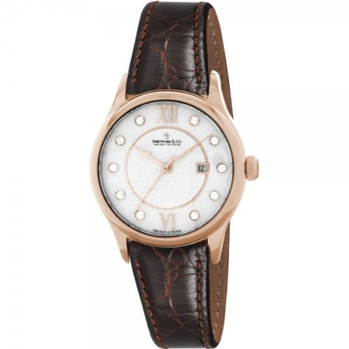 Dreyfuss and Co DLS00042-41 Damenarmbanduhr
