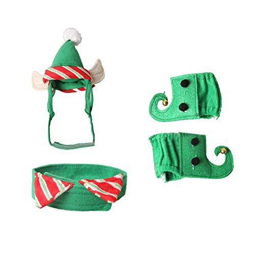 Deayi Cat Cosplay Zubehör Lustige Kawaii Stirnband Hündinnen Pet Supplies Weihnachten Fashion...