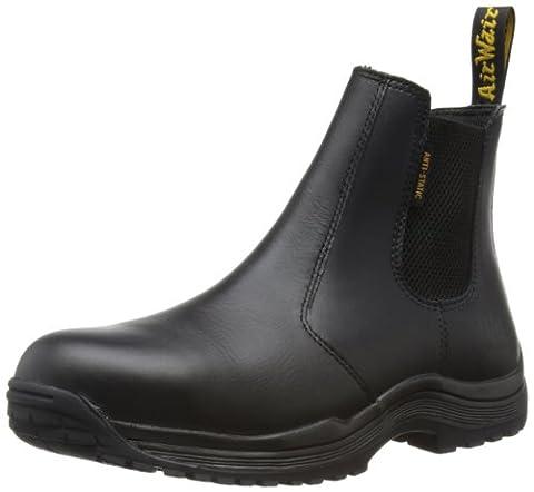 Dr. Marten's Icon Occupational, Men's Safety Boots, Black, 8 UK