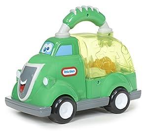 little tikes- Muñecas y accesoriosCochecitosLITTLE TIKESPop Haulers Rey Recycler, Multicolor (1)