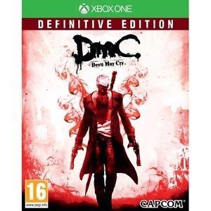 Preisvergleich Produktbild DMC – Devil May Cry (Xbox One) (New)