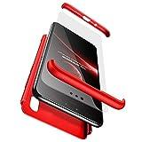 BESTCASESKIN Funda Xiaomi Mi A2, Carcasa Móvil de Protección de 360° 3 en 1...