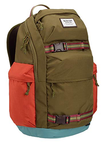 Burton - Unisex , Kilo Pack - Rucksack ,Grün (Hickory Triple Rip Cordura) , Einheitsgröße