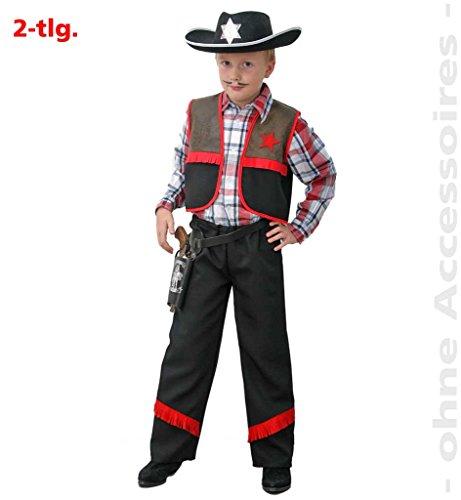 Kostüm Ideen Western Tanz (Kinderkostüm