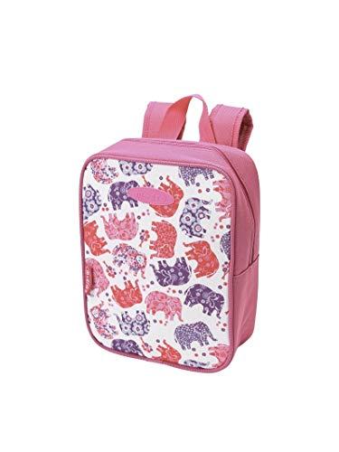 Micro Scooter Lunchtasche mit Elefantenmotiv, Picknick-Rucksack, Kühltasche für Mädchen und Kinder
