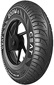 Ceat Zoom D  90/90 -12 54J Tubeless Scooter Tyre,Front or Rear (Home Delivery)