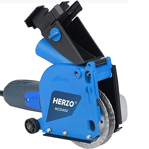 240 V Bosch 2605510224 Cuffia Aspirazione Smerigliatrici Blu//Rosso 115//125 mm 2000 W