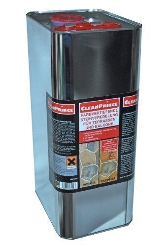 cleanprince-farbvertiefer-traitement-pour-terrasse-et-balcons-5-litres-5000-ml-dalles-de-patio-impre
