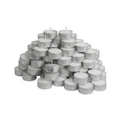 100 x IKEA Glimma candles / tealights
