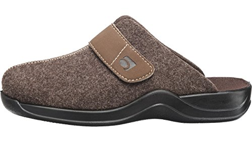 Rohde Vaasa-h, Chaussons Mules homme Braun