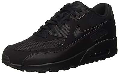 Nike Air Max 90 Essential, Men's running Shoes, Black (Black / Black-Black-Black), 5.5 UK (38.5 EU)
