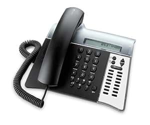 Doro Matra Congress 205 Téléphone Filaire Prise casque Noir