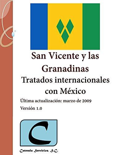San Vicente y las Granadinas - Tratados Internacionales con México