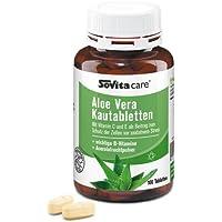Aloe Vera Kautabletten | mit Vitamin B und C | ascopharm | 100 Kautabletten preisvergleich bei billige-tabletten.eu