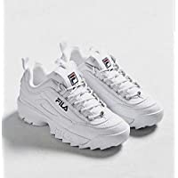 Fila classic fashion sneakers unisex - full white