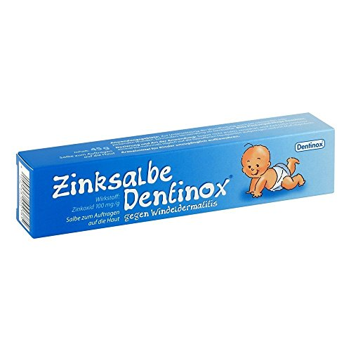 Zinksalbe Dentinox, 45 g