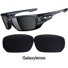 Galaxy Lentes De Repuesto Para Oakley Estilo Interruptor Gafas De Sol Negro  Polarizado - s, 7c7460ec64