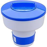 Piscina Química Dispensador por Aquatix Pro ofrece Premium cloro flotante dispensador para interior y exterior piscinas, hasta 3