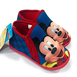 Zapatillas Mickey Mouse...