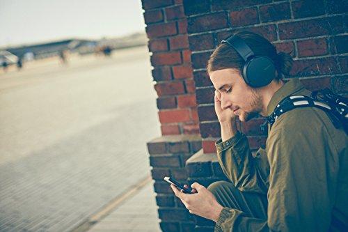 Sony MDR-XB950N1 kabelloser Kopfhörer mit Geräuschminimierung (Noise Cancelling, Extrabass, NFC, Bluetooth, faltbar) schwarz - 16