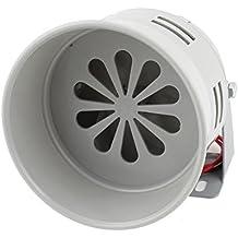 EM-290 de plástico gris de alarma Industrial sonido del motor de sirena 120dB 12V
