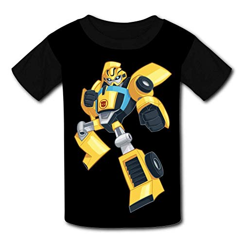 longs Kurzarm Shirt Kid/Youth Tra-NSF-Orme-rs Res-cUE BO-TS T-Shirts 3D Short Sleeve Tees for Girls Boys