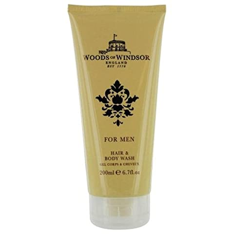 Woods of Windsor Hair and Body Wash for