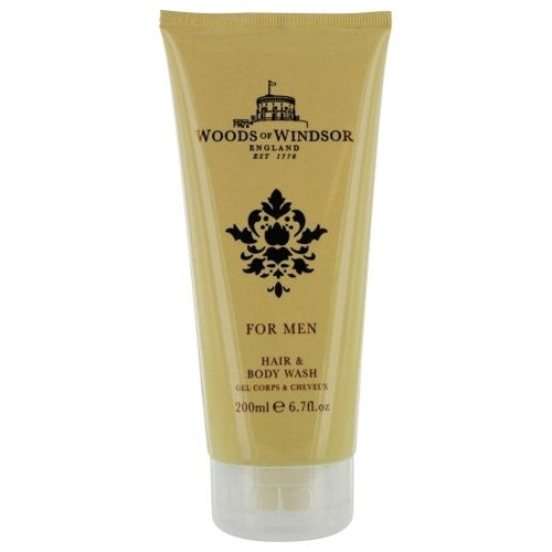 Boschi di Windsor Hair and Body Wash per gli uomini