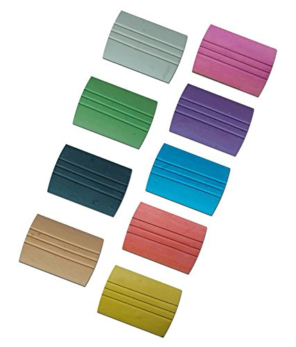 DFH Marker/Tailor Chalk (Multicolour, 2inch) - Pack of 12