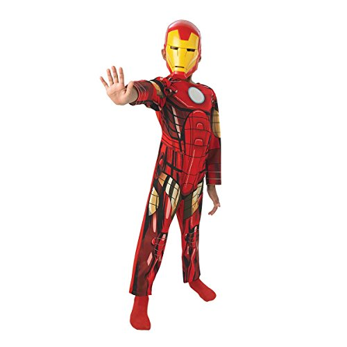 Rubie's 3887750 - Iron Man Classic Child, L